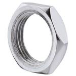 Controdado acciaio esagonale