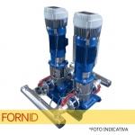 GXS20/3SV06 Gruppo di pressione acqua Lowara 0.55kW