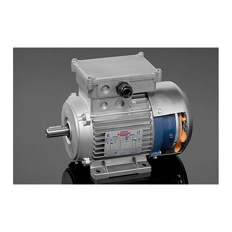 Schema Elettrico Per Motore Monofase : Motore elettrico autofrenante trifase monofase fornid