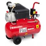 Compressore 24 - litri - 2 HP - FINI AMICO 24/2400