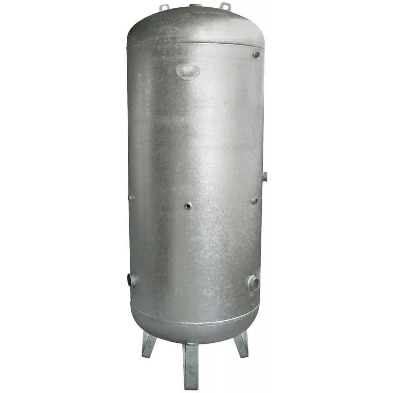 Autoclave 500 litri con senza collaudo cordivari fornid for Serbatoio di acqua di rame