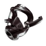Maschera antincendio per autorespiratore Drager 7700