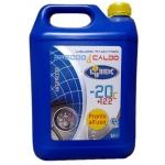 Liquido radiatori - Estate - Inverno -20°C +122°C - Lubex