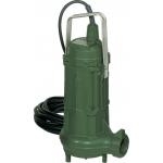 Pompa sommergibile acque reflue con trituratore - Grinder DAB