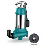 Pompa sommersa trituratrice 1.5 HP - XSP14 - Leo