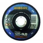 Disco Taglio Ferro Rhodius FTK 33