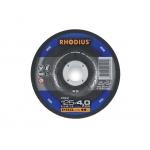 Disco da sgrosso Rhodius RS2