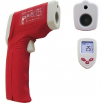Pistola termometro laser digitale fino a 380°C
