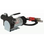 Minipompa travaso gasolio 12-24 V