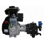Motopompa per irrorazione - 2.5 Hp - 98 cc - API TRIAL RT4 - AXO