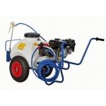 Carrello da irrorazione diserbo 70 litri - motopompa 2.5 HP - ACPI70-TRIALRT4 - AXO