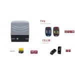 Kit Cancello scorrevole BEB - portata 600 Kg - frequenza 433 MHz