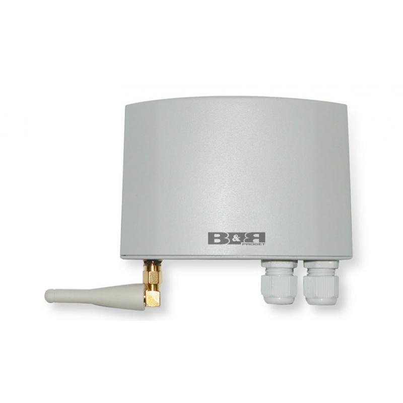 Modulo GSM per allarme e controllo remoto - Fornid