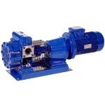 Pompa a disco cavo oscillante - Pompa volumetrica - BMF