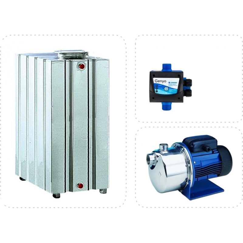 Aqua 3 impianto pressione e riserva acqua fornid - Impianto acqua casa ...