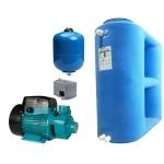 Aqua1 - Impianto riserva acqua per balconi