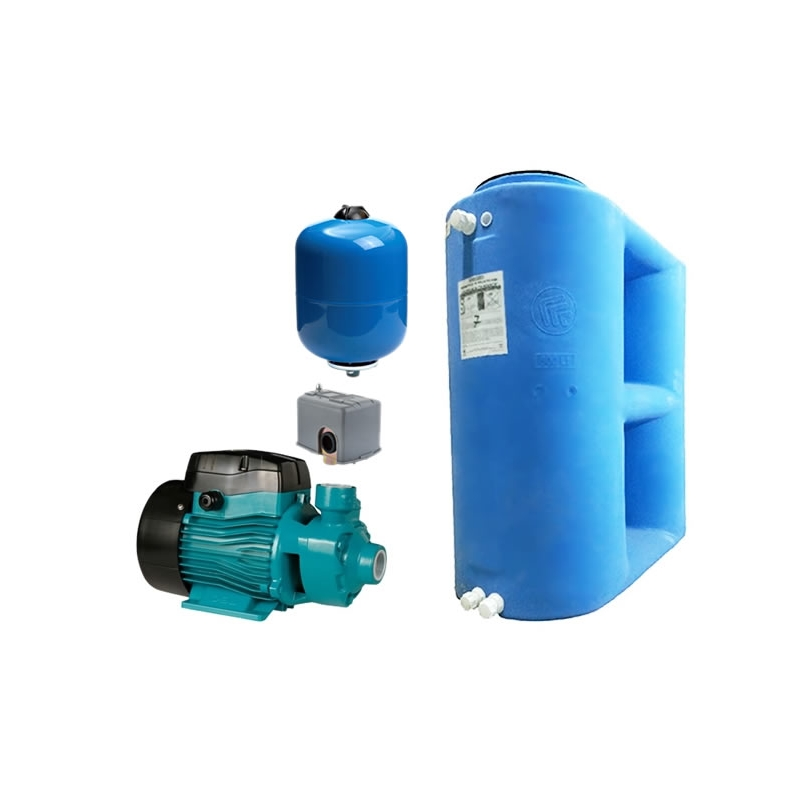 Aqua1 - Impianto riserva acqua per balconi - Fornid