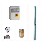 Aqua 5 - Impianto sommerso per pozzi - Irrigazione e raccolta