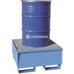 Vasca per fusti da 200 / 208 litri / kg