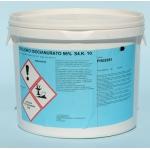 Cloro granulare - Dicloro 56% - Disinfettante rapido acqua piscine