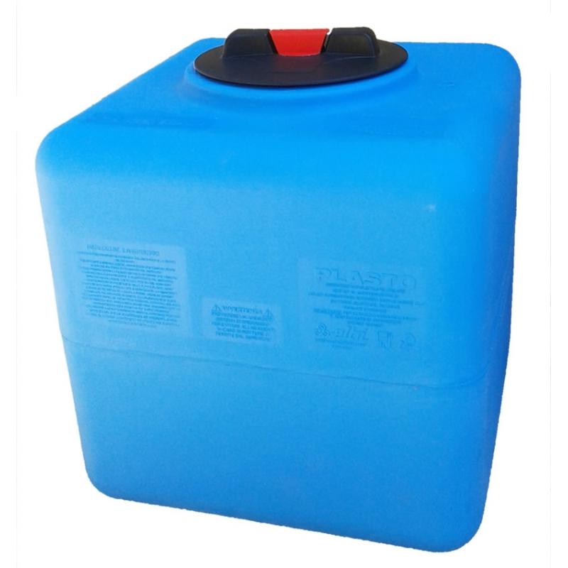 Serbatoio Polietilene Cubo 100 200 Litri Fornid