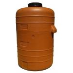 Barile fusto - acqua chimici alimentari - 100 litri - Elbi