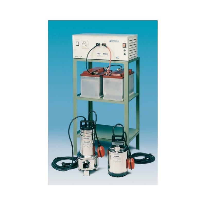 Schema Quadro Elettrico Per Pompa Sommersa Trifase : Pbu 800 a lowara alimentatore demergenza pompe fornid