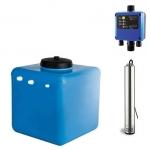 Cubo 1 - Kit di incremento pressione pompa sommersa