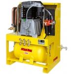 Lisam Ecoline - Compressore per trattore a 3 punti