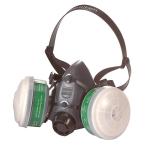 Honeywell N5500 - Semimaschera antigas - Taglia L