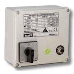 Quadro 1 pompa 0.75-1-1.5-2-3 Hp - Elettromeccanico