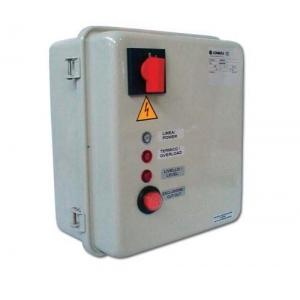 QDR - 0,37 a 9,2 kW - Quadro elettrico trifase per drenaggio