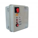 Lowara QDRMC 0.75 - 2.2 kW - Quadro elettrico monofase per drenaggio