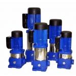 Pompe centrifughe Lowara VM verticali