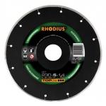 LD1 Rhodius - Disco diamantato per gres porcellanato