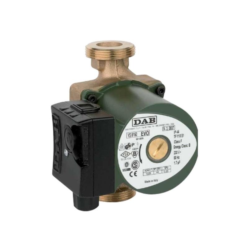 Circolatore dab vs 65 150 acqua calda sanitaria fornid for Tubi di acqua calda sanitaria