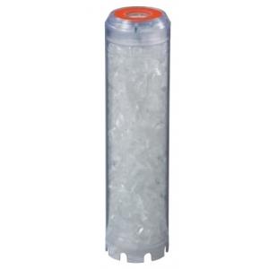 """Filtro anticalcare acqua polifosfato cristalli 10"""" - Atlas HA 10 SX TS - Fornid"""