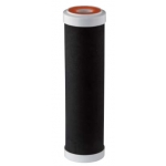 """Cartuccia filtrante carbone attivo estruso - 10"""" CA 10 SE SX 0,3 mcr"""