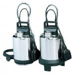 Pompa allagamento garage - cantine - aspirazione acqua
