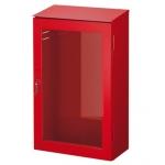 Cassetta rossa antincendio UNI45 - UNI70