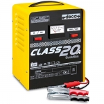 Caricabatterie per auto portatile 12A - 20A - Class