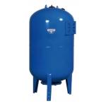 500 litri - Serbatoio Autoclave Lowara verticale a membrana - Collaudo Inail